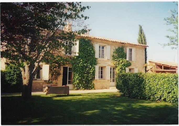 studio 40m2 dans mas proche Aix en Provence - Aix-en-Provence - Flat