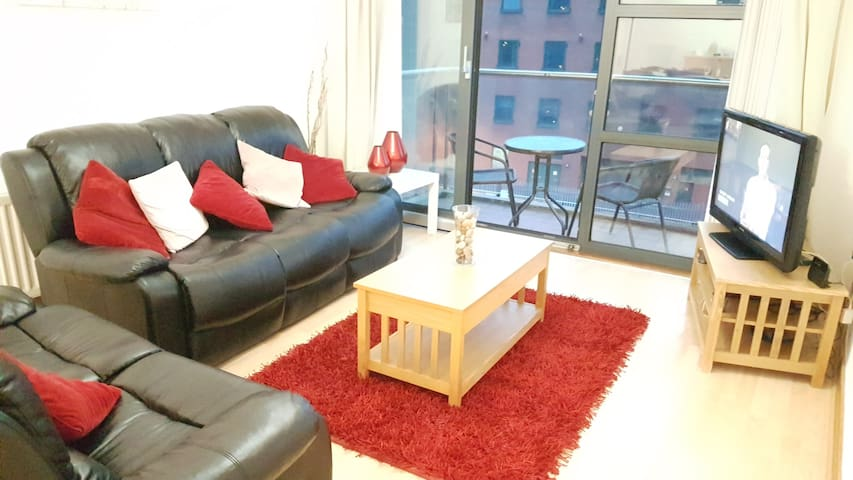 2 Bed 2 Bath City View Apartment 3rd Floor