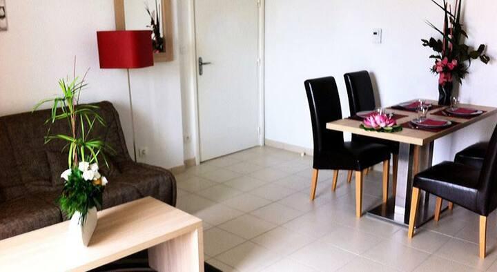 Appartement 2 Pièces 4 Personnes - Confort 196571