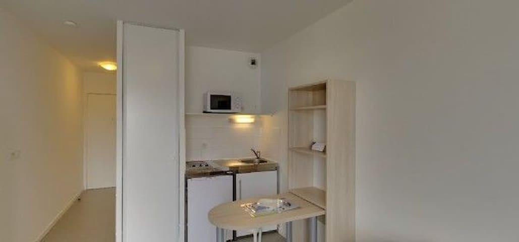 Studio 22m² prêts de Paris - Montmorency - Appartement