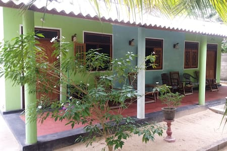 Private Guest House with 2 Bedrooms - Huis