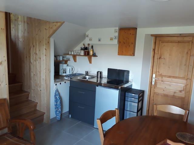 Crolles : Appartement indépendant