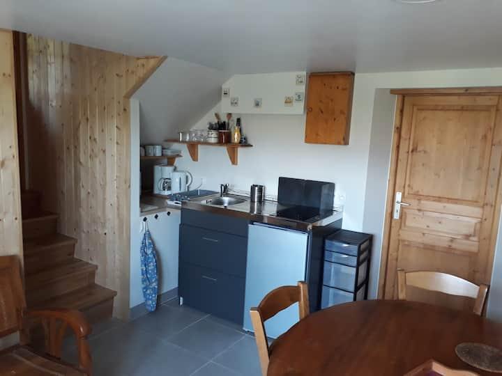 Crolles : Appartement meublé indépendant