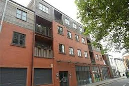 Textilis House modern 2 bedroom apartment central - Stockport - Daire
