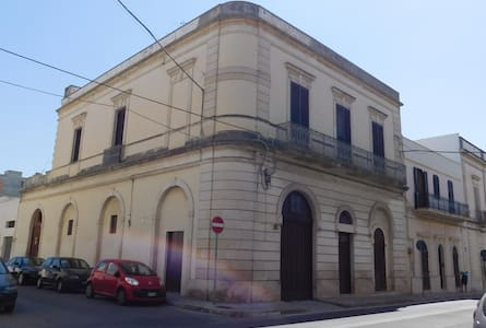 Casa Lazari:la tradizione nel cuore del Salento(C) - Galatina - Σπίτι
