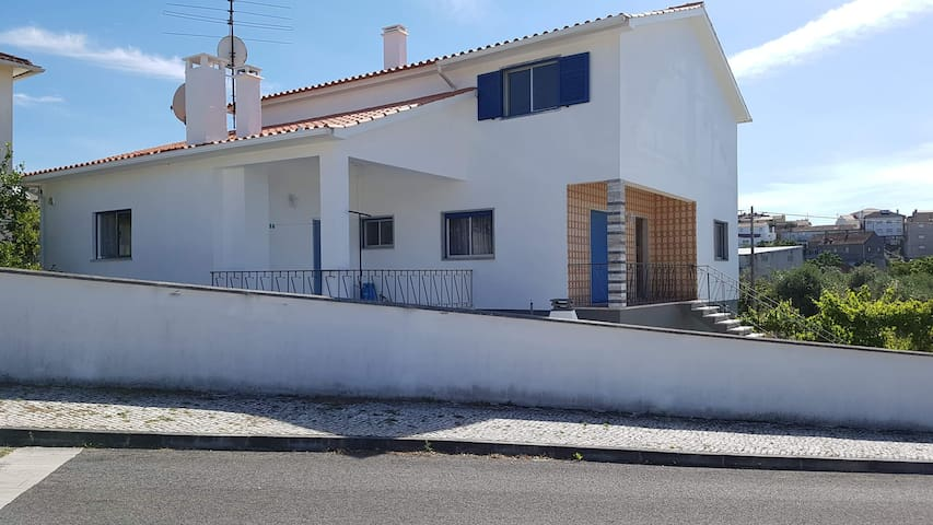 Large typical Portuguese house for 10 people