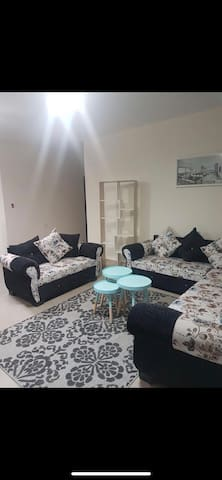 Full furniture apartment at al teereh Ramallah