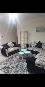 Full furniture apartment at al teereh Ramallah