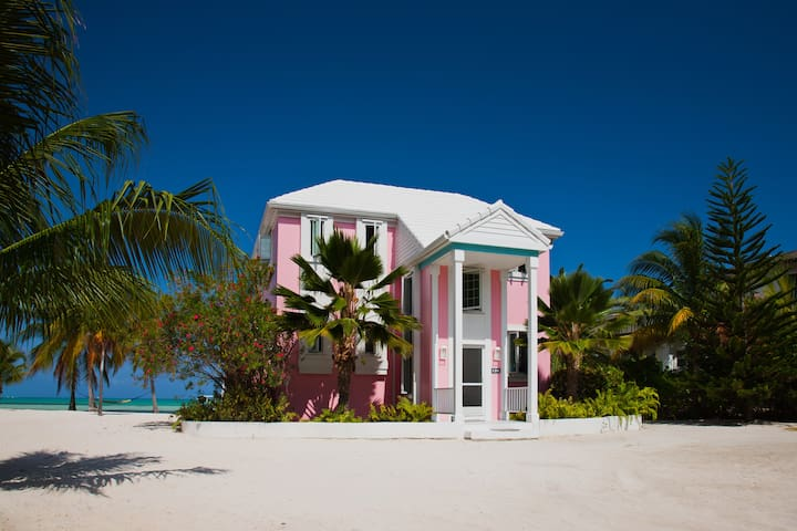We'll Sea: Caribbean Cottage on Pristine Beach w/Seamless Indoor-Outdoor Living Spaces