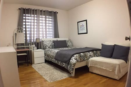 Quiet & Cozy private room close to NYC - Palisades Park