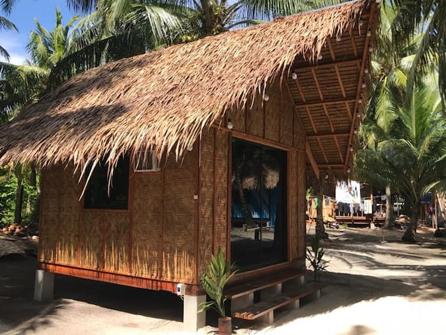 Boyums Resort Cabana in the heart of General Luna!