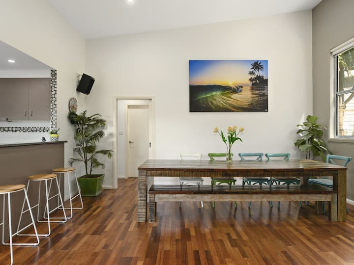 Brodie Beach House, PET FRIENDLY
