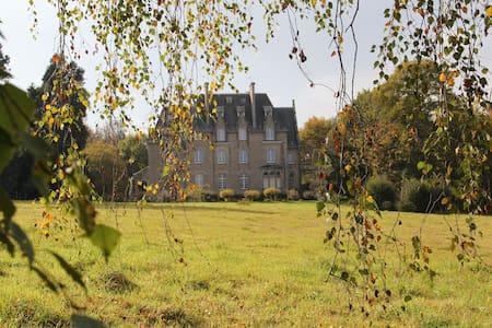 Domaine de Beauregard - Cléguérec - Castelo