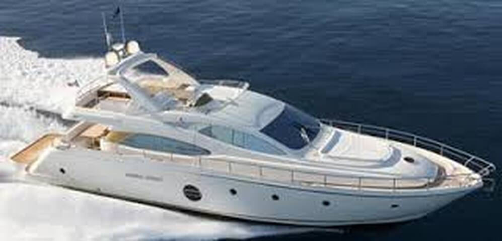 AICON 64 FLY offered by BOATSTERS