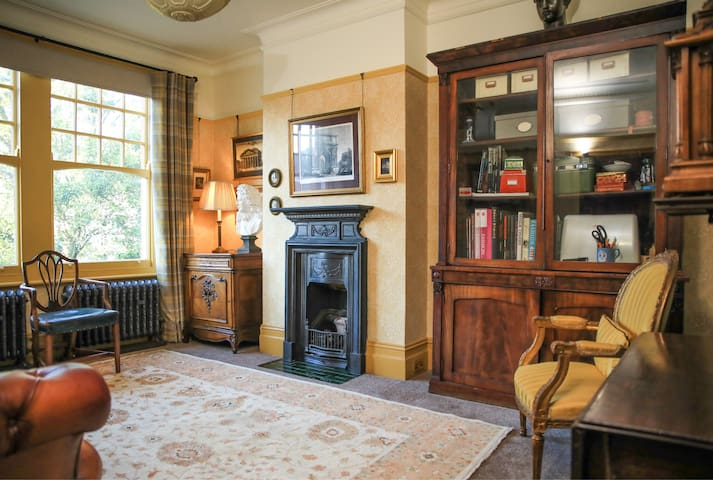 Double Room in Stunning Period House (LGBT+)