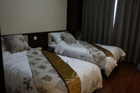 丝路艺墅201房间 - Changji Huizuzizhizhou - Bed & Breakfast