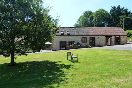Vale Centre Upper Cottage, space & tranquility - Wincanton