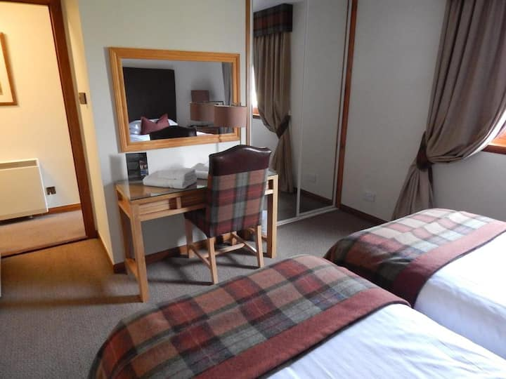 Three Bedroom Apt MacDonald Spey Valley SPV3