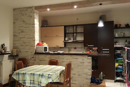 Cozy Apartment with parking - Villa Guardia