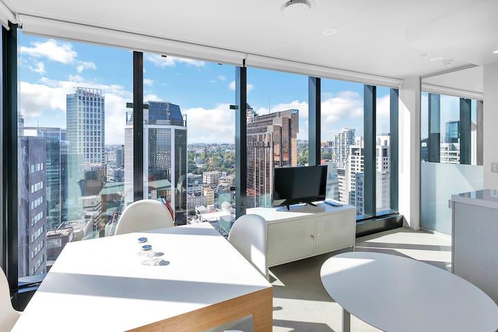21st floor 1bdrm FREE wifi,