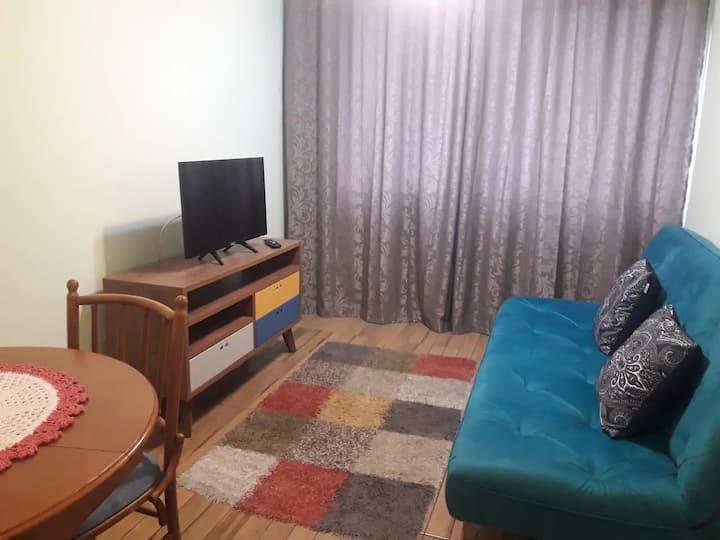 Apartamento Completo 450 M do Metro Penha