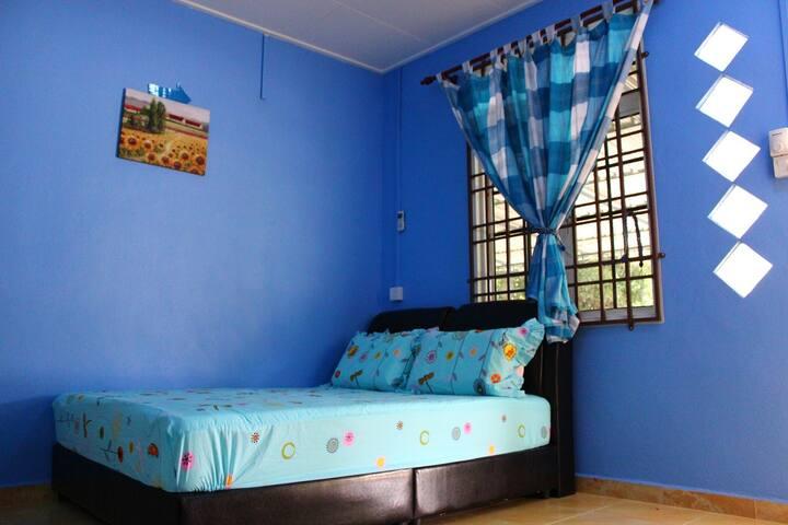 Kay Guest Room 2 (Blue Room)