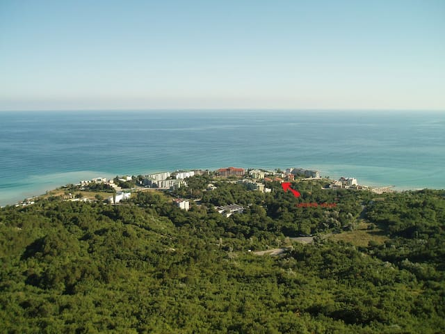 "Villa ""Lemoni"" - 150m. from beach - Kavarna - House"