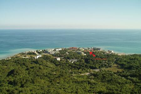 """Villa """"Lemoni"""" - 150m. from beach - Kavarna - Ev"""