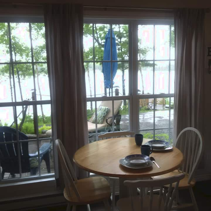Beach-front cottage on Black Point, Pictou County