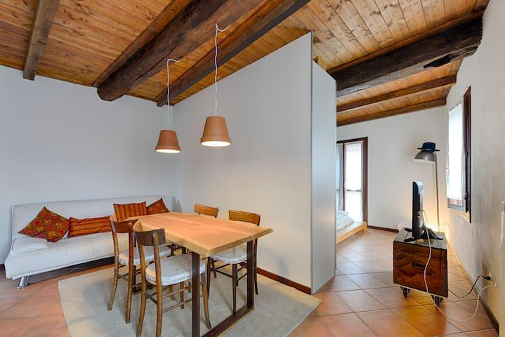 DELIZIOSO BILOCALE IN CENTRO A ZOLA - Zola Predosa - Apartment