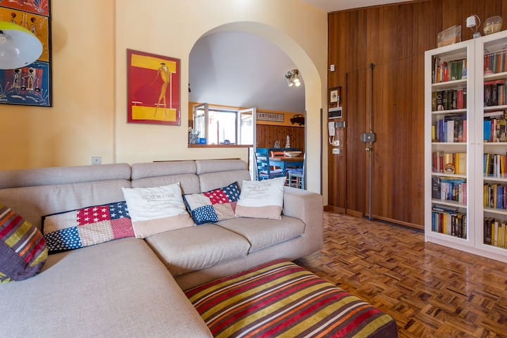 penthouse - Corciano, - Lejlighed