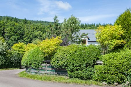 Perfectly situated retreat with stunning gardens - Lochgilphead - บ้าน