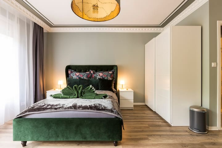 Luxury-Apartment 1 With Balcony- Center Of Berlin