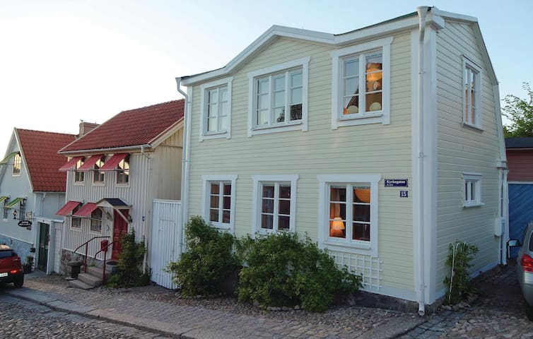 Holiday cottage with 2 bedrooms on 60 m² in Ronneby