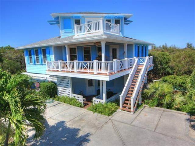 Blue Tang - 3 Bedroom Caribbean Vacation Home