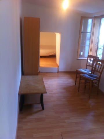 studio indépendant - Troyes - Appartement