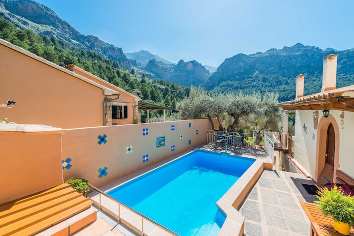 Raco de Tuent - Holidays in the Tramuntana - Escorca - Apartamento