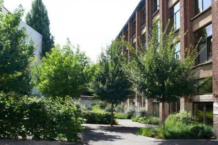 Loft de 190 m² près du centre - Saint-Gilles - Loft