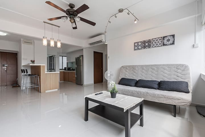 Cosy 2 bedrooms In Orchard central