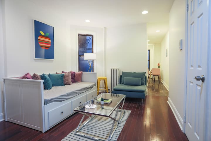 Perfectly located 1BD in West Harlem!