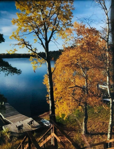 Cottage on Spruce Lake - Fall/Winter/Spring Rental