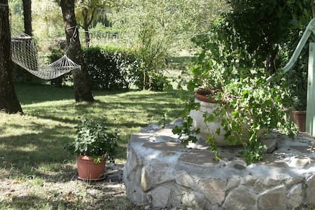 Country Al, porzione in villetta indipendente - Pistoia - Daire