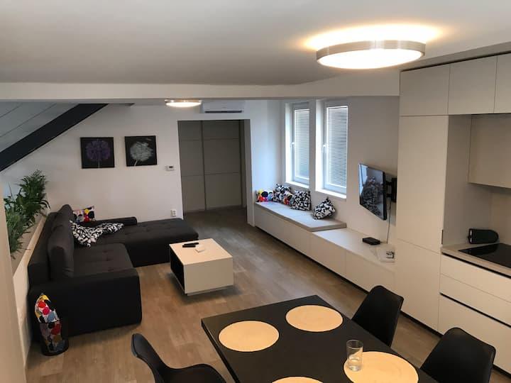 Šamorín: 135m2 apartment,  LONGER STAYS