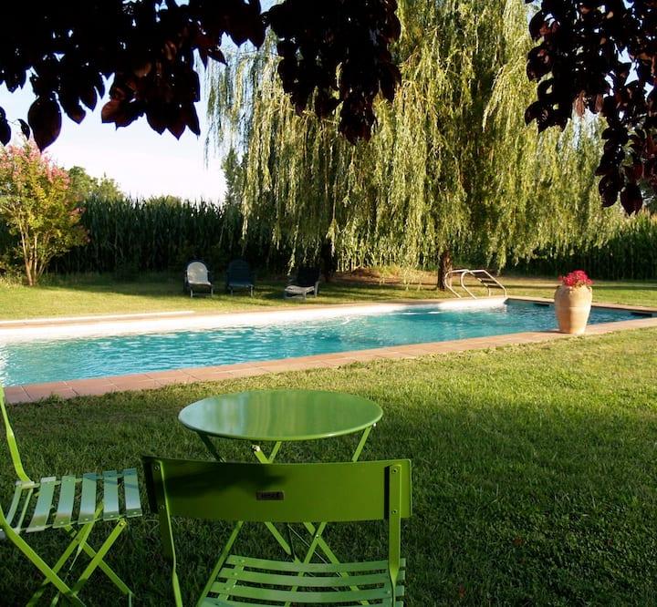 Balaguer | la plana - casa de camp compartida