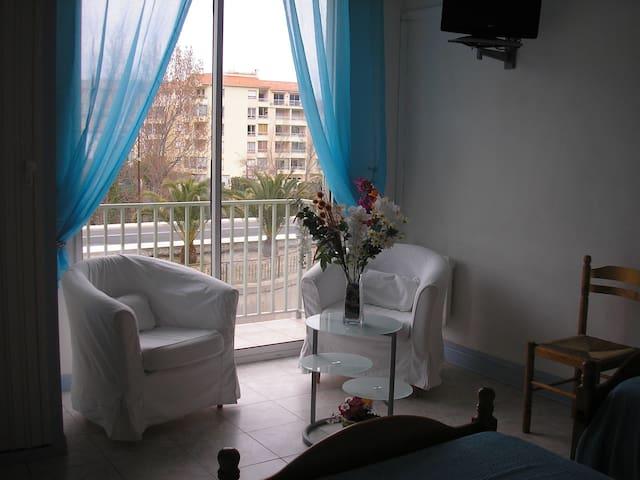Appartements de 35 m² - Amélie-les-Bains-Palalda - Appartamento