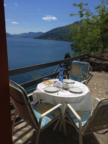Cannobio - Nice Wiew - lago Maggior - San Bartolomeo - Apartamento