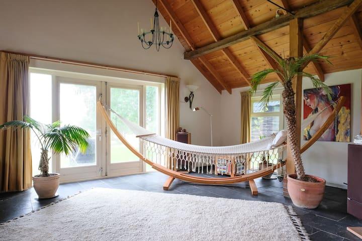 Woonboerderij te huur voor max. 6 personen - Linde - Rumah