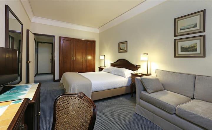 Hotel Lisboa Plaza - Family Room