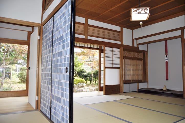 海あり温泉あり京都の田舎  - Kyōtango-shi - Casa