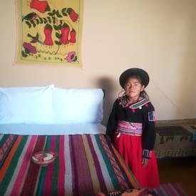 """Foto de perfil de Luquina """"Flor De Kantuta"""""""
